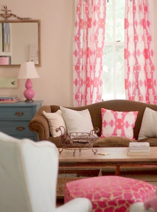 TUTORIAL - Easy TAB BACK CURTAINS / DRAPES –