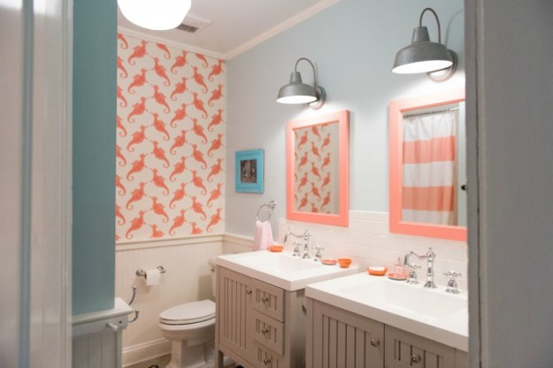 KIDS BATHROOM - sarah cramer photos