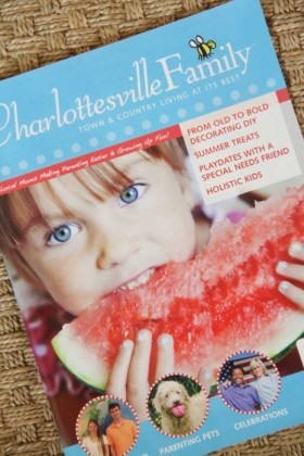 Charlottesville Family Magazine Summer 2013
