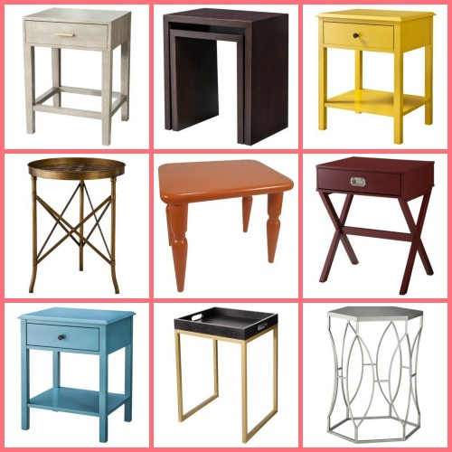 Target Threshold Accent Tables Take Your Pick