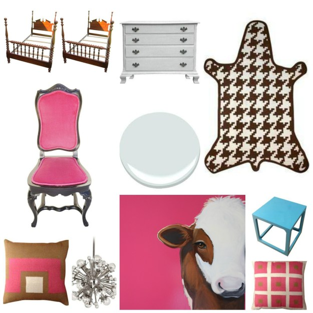 CHAIRISH INSPIRED STYLE BOARD - it all started with a CHAIR!