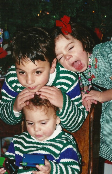 the kids as babes