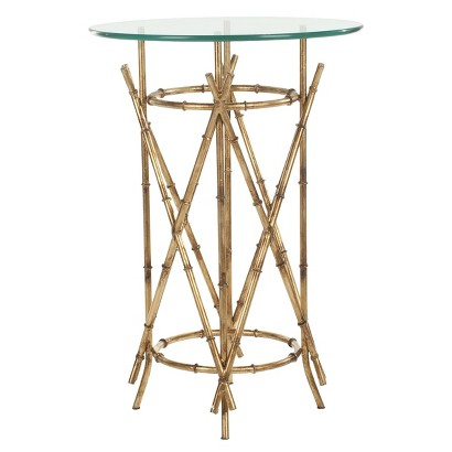 Safavieh Accent Table - Gold