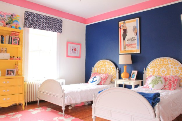 """Phoebe's Bedroom - Made over for her 13th Birthday...she wants a """"NEW room for her upcoming 17th birthday."""