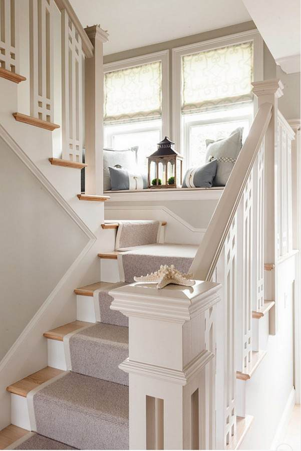 Wickham Gray Benjamin Moore. Casabella Home Furnishings & Interiors.