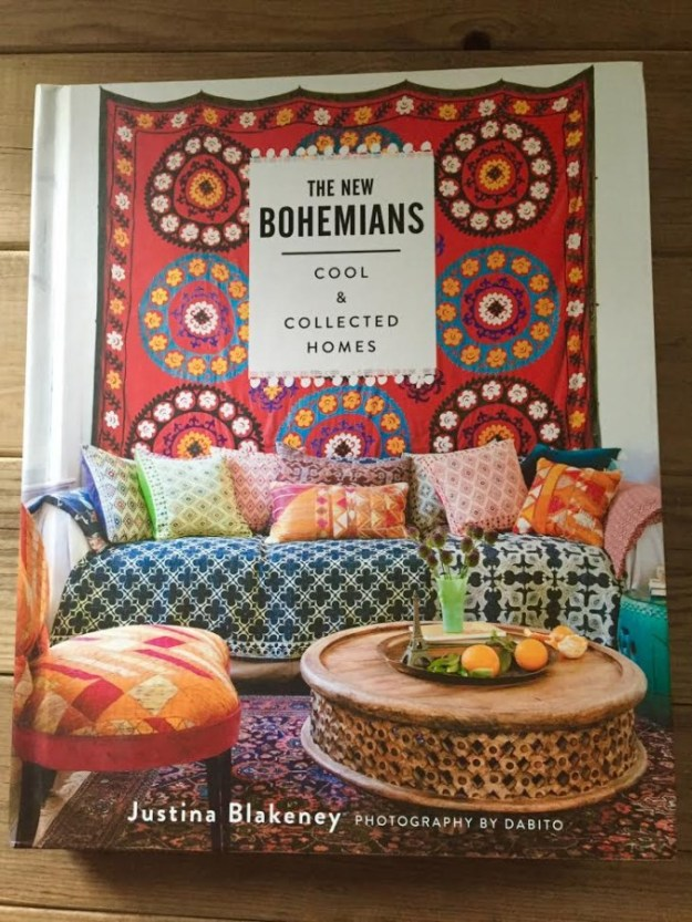THE NEW BOHEMIANS BY JUSTINA BLAKELY