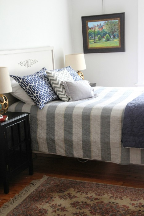 COOPERS QUILTS ARE FROM HOMEGOODS AND CRATE AND BARREL