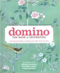 THE DOMINO BOOK IS HANDS DOWN MY GO-TO FAVORITE DECORATING AND DESIGN BOOK !!!