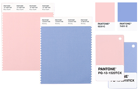 pantone colors of the year!