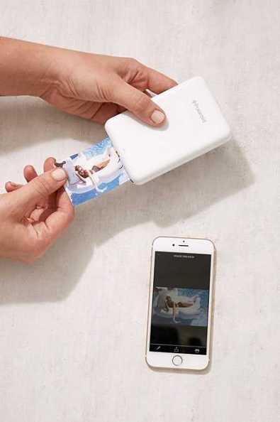 Polaroid Zip Mobile Photo Printer $130.00