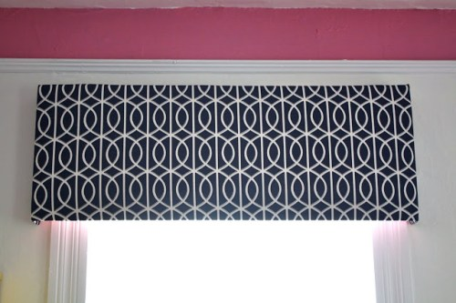 EASY CORNICE MADE WITH FOAM CORE BOARD
