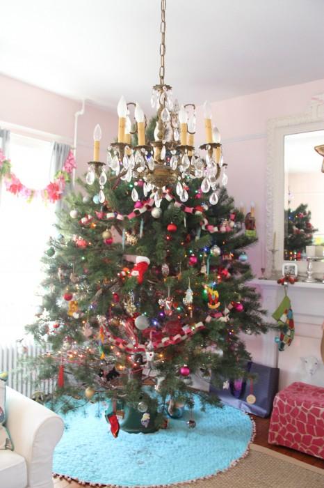 """Oh Christmas Tree-skirt..Oh Christmas Tree skirt!"""