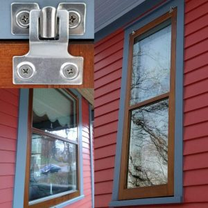Wood Storm Window and Hinge My Old house Fix
