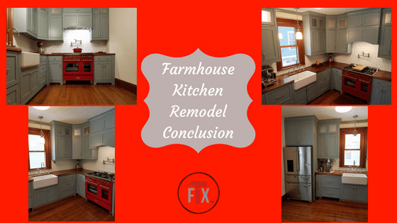 Farmhouse Kitchen Remodel: Part 5: Lessons Learned and Closeout via @myoldhousefix