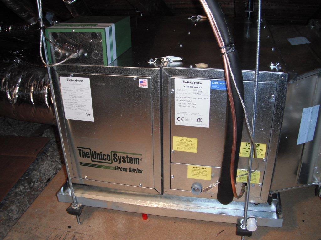 why the unico system air conditioner & your old house are a perfect trailer wiring diagram unico system air conditioner