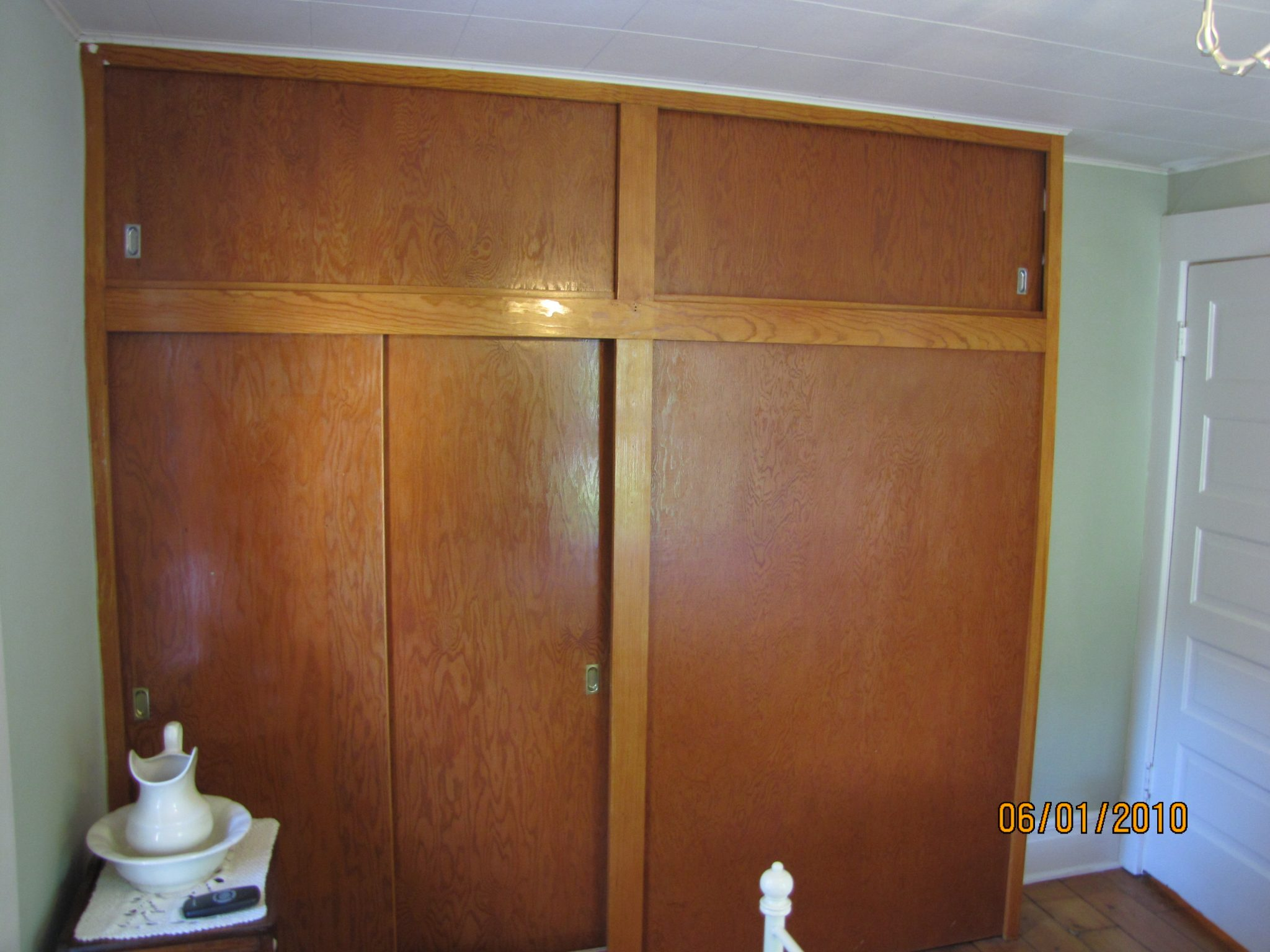 II Int-83 (Master&guest BR wall removal & closet addition) via @myoldhousefix