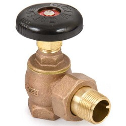 Cast Iron Radiator Valve