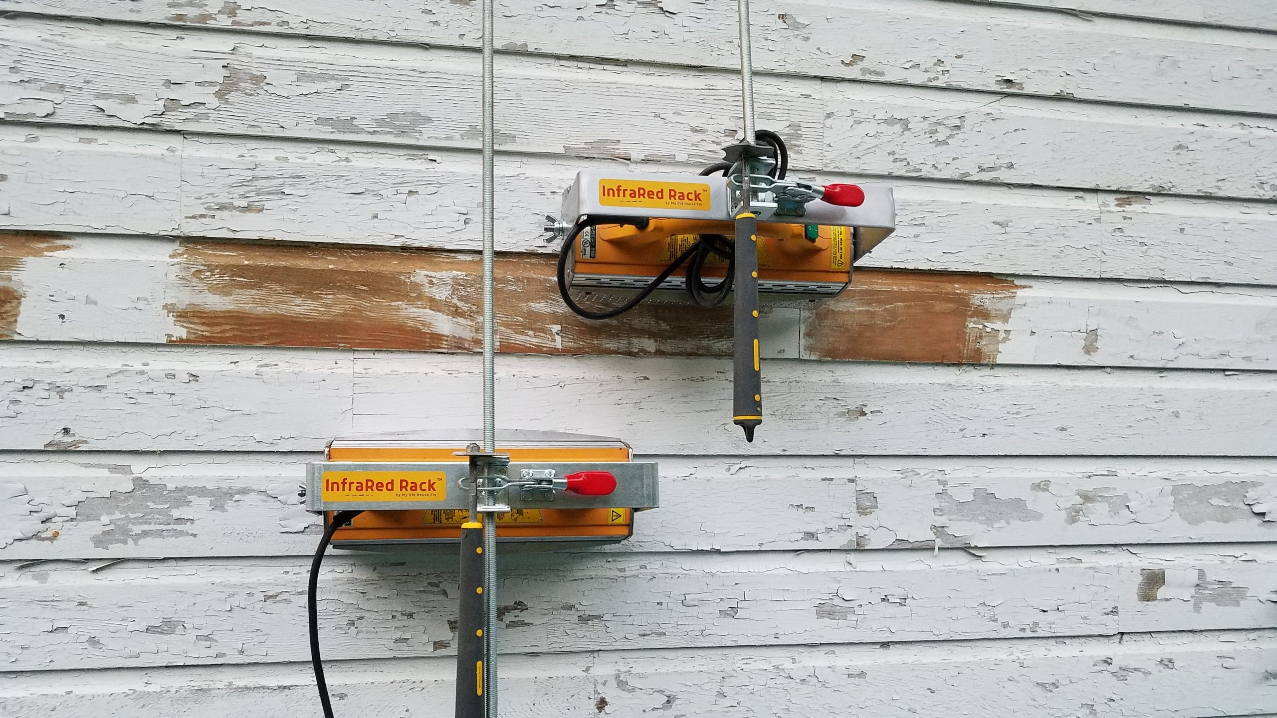 InfraRed Rack Kit™ via @myoldhousefix