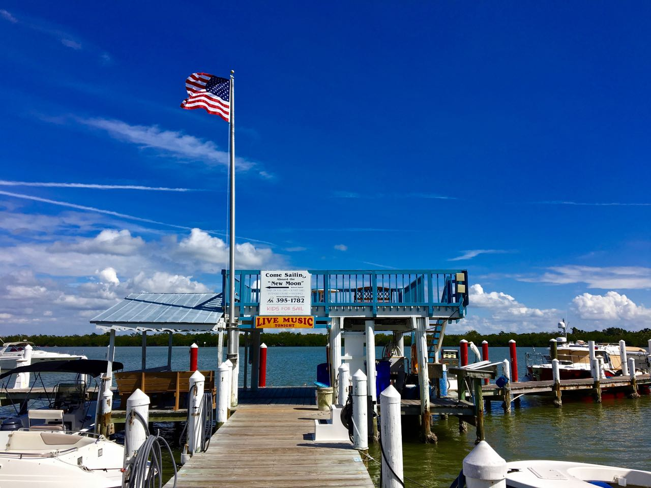 Port Of Call – Captiva, Fl – 'Tween Waters Marina