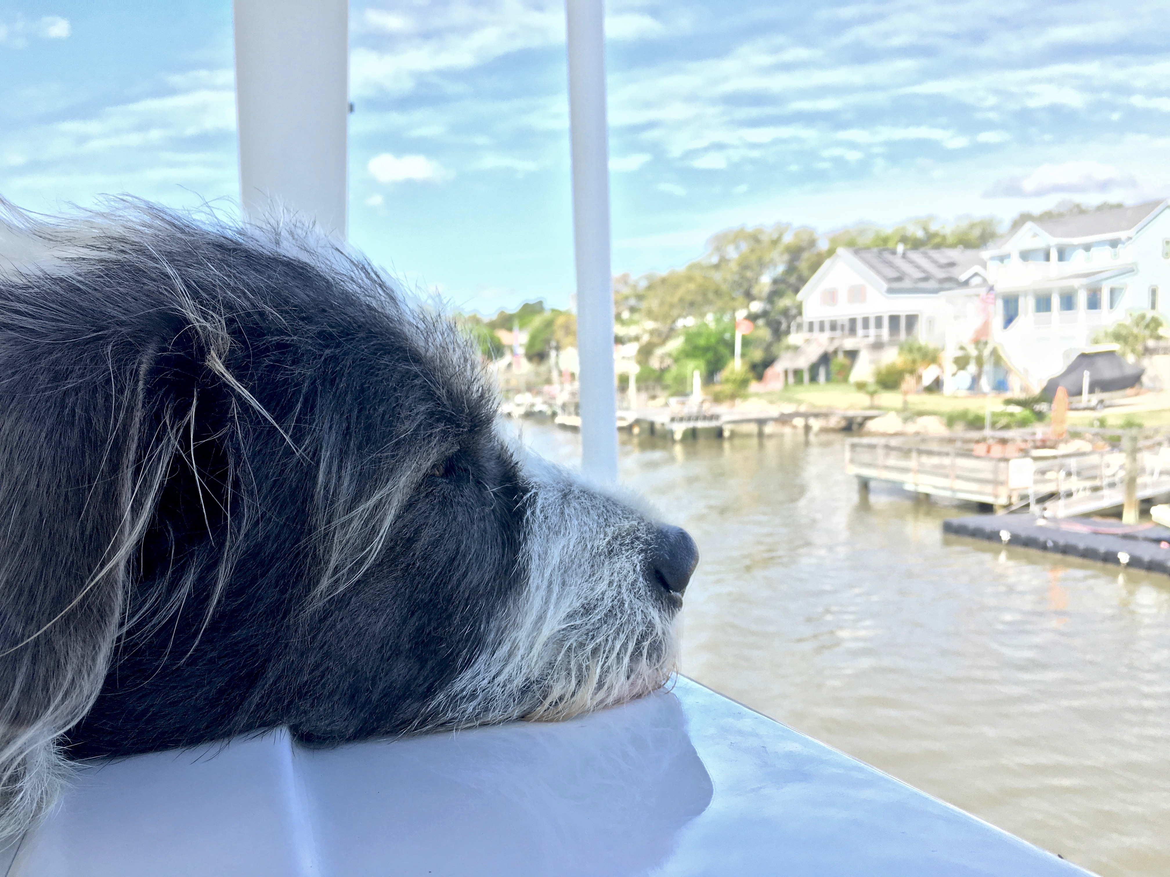 Northbound '19 – Travel Day 14: Charleston, SC – Myrtle Beach, SC