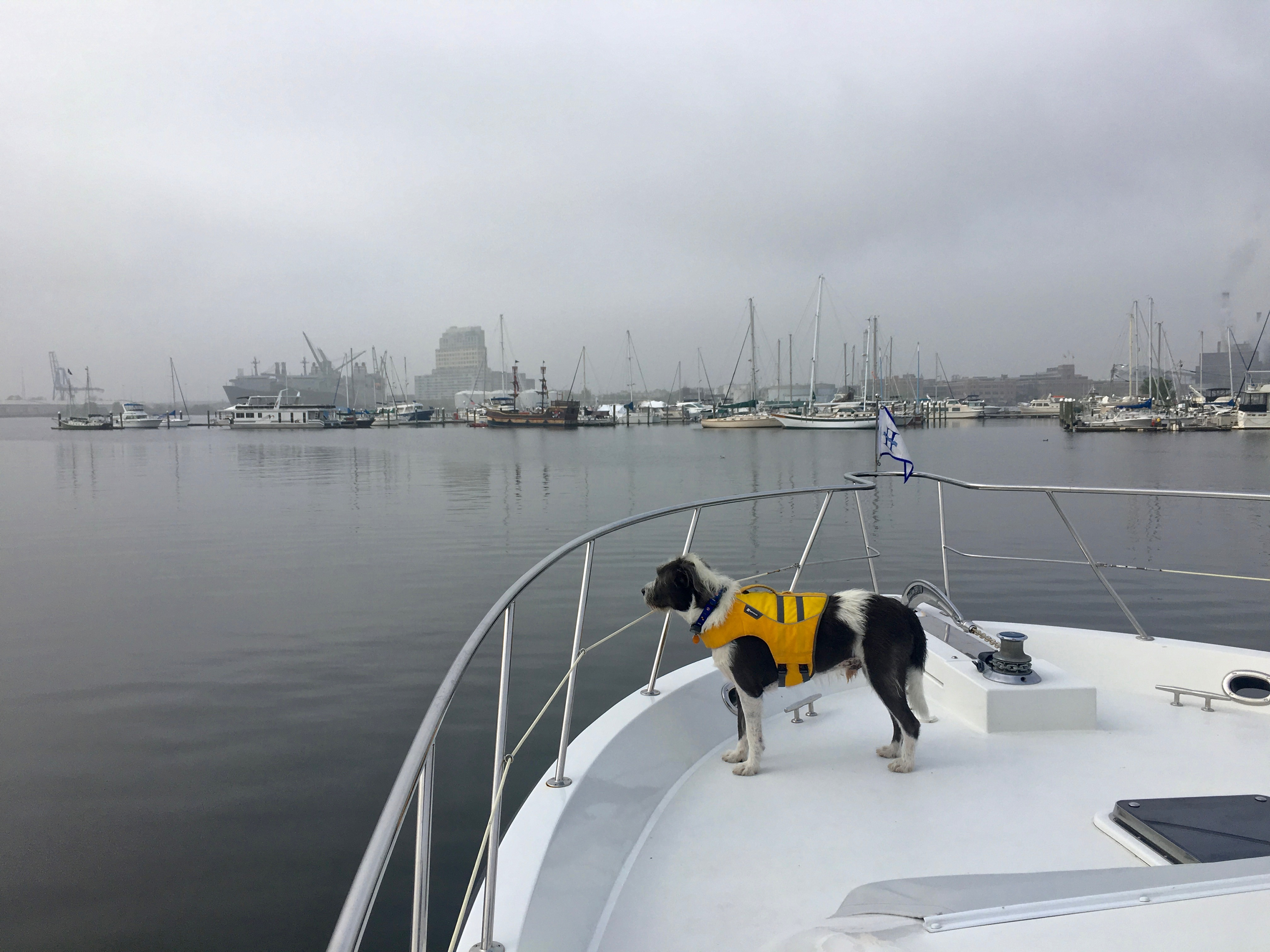 Northbound '19 – Travel Day 23: Baltimore, MD To Bear, DE