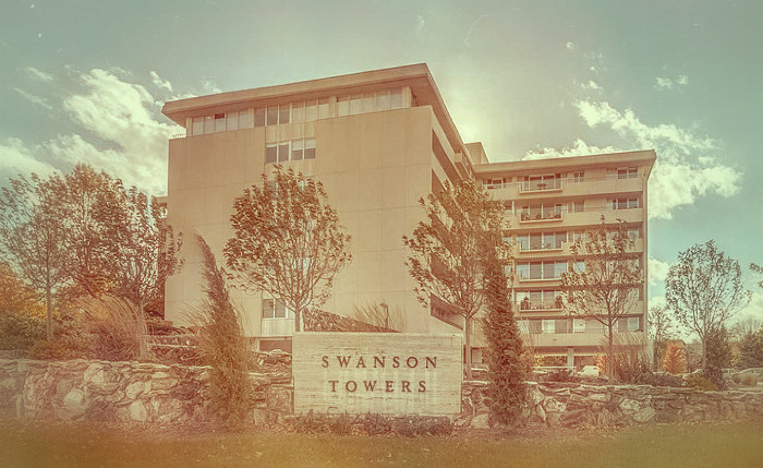 I Want to Live in the Swanson Towers