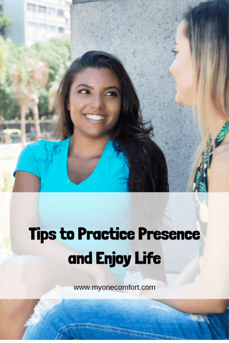 Practicing Presence