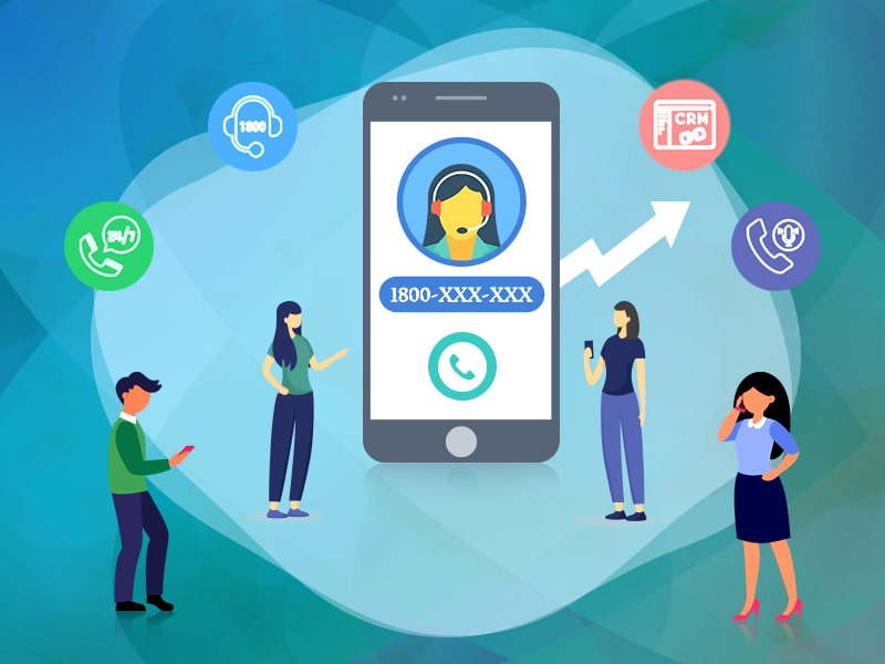 How a toll-free number help your business grow