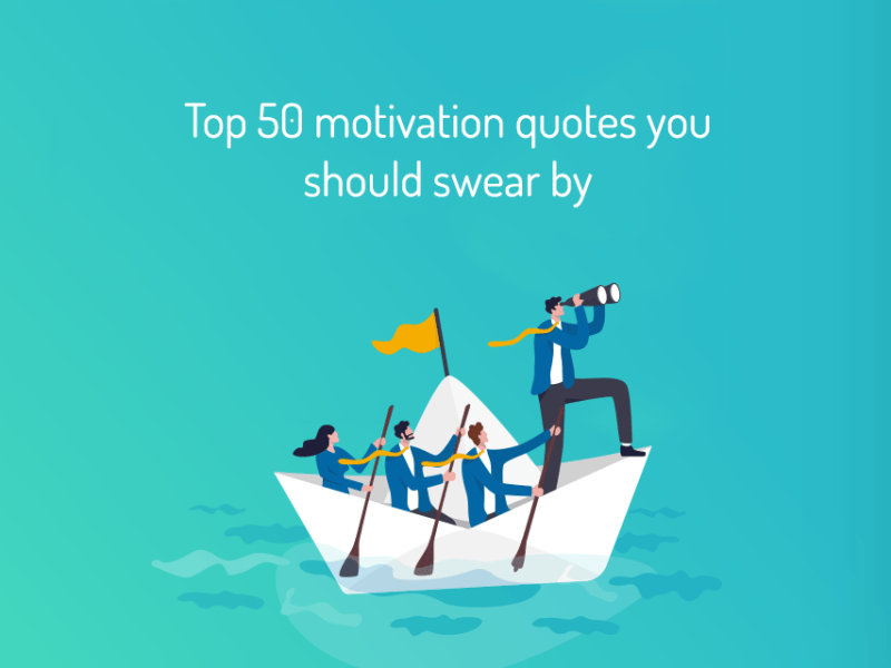 50 Ways to Motivate Your Sales Team