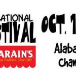 2012 Gulf Shores Shrimp Festival Entertainment Schedule