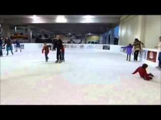 The Wharf Orange Beach Ice Skating Rink Dec 2012