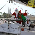 Gulf Shores Orange Beach Christmas Lighted Boat Parade