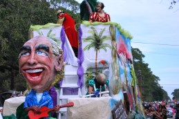 Island Mystics Mardi Gras Parade Photos 2013 - 18