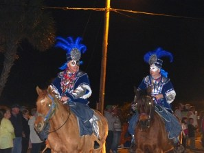 Orange Beach Mardi Gras 2013 Mystical Order of Mirams Parade 07