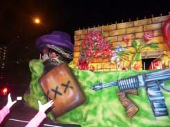 Orange Beach Mardi Gras 2013 Mystical Order of Mirams Parade 22