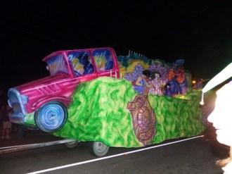 Orange Beach Mardi Gras 2013 Mystical Order of Mirams Parade 29