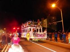 Orange Beach Mardi Gras 2013 Mystical Order of Mirams Parade 45