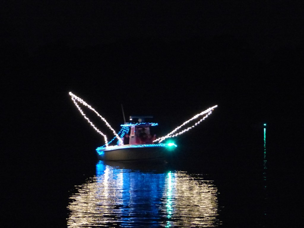 2014 Christmas Lighted Boat Parade