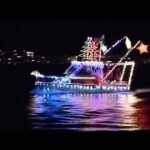 2014 Christmas Lighted Boat Parade Dec 13 2014