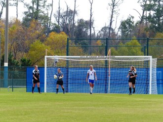 2014 NAIA Womens Soccer National Championships - Embry Riddle1