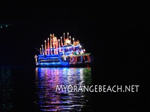 31st Annual Christmas Lighted Boat Parade Dec 10 2016 Orange Beach