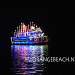 31st Annual Christmas Lighted Boat Parade Dec 10 2016 Orange Beach and Gulf Shores