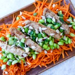 ASIAN CARROTS SALAD
