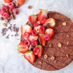 raw vegan and gluten free chocolate cake