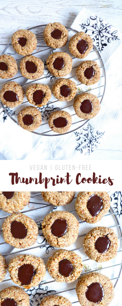 thumprint choco-nut butter cookies-3
