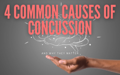 4 Common Causes of Concussion