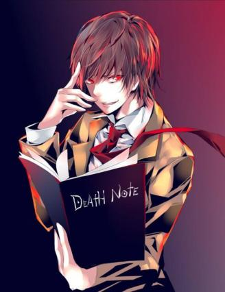 death note fan art