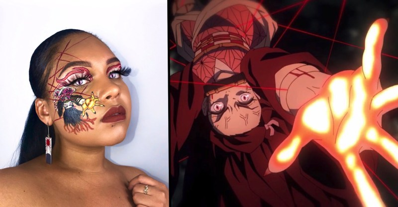 demon slayer cosplay Inspired Looks