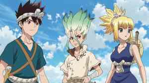 9 Popular Dr Stone Characters List
