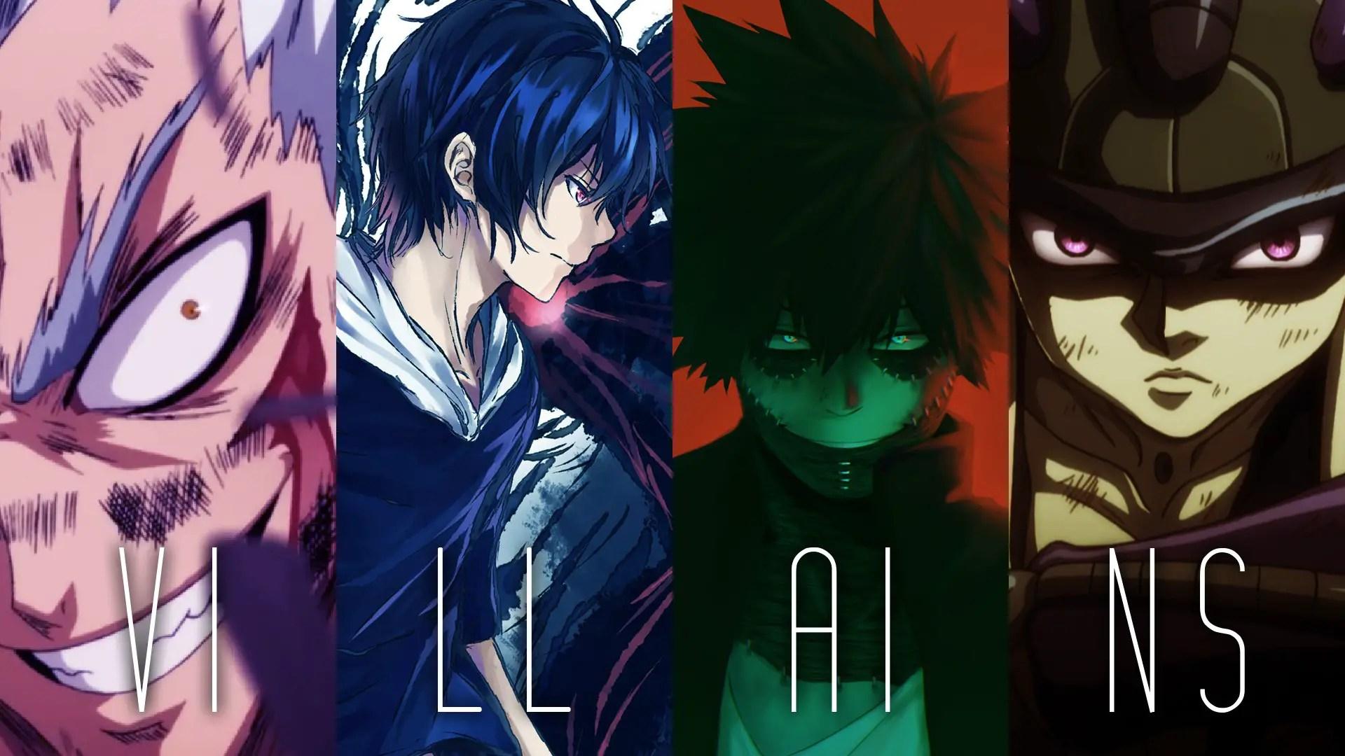 Anime Villains